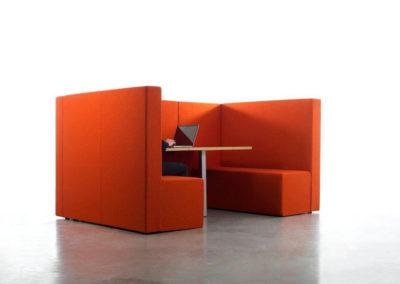 MoodScreen : espace de réunion acoustique