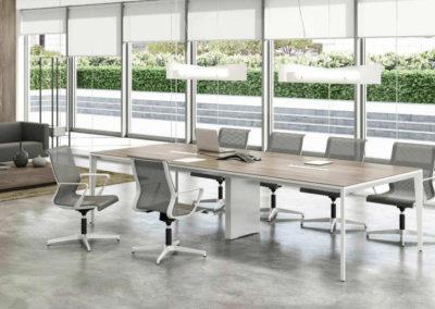 X5 : table de réunion